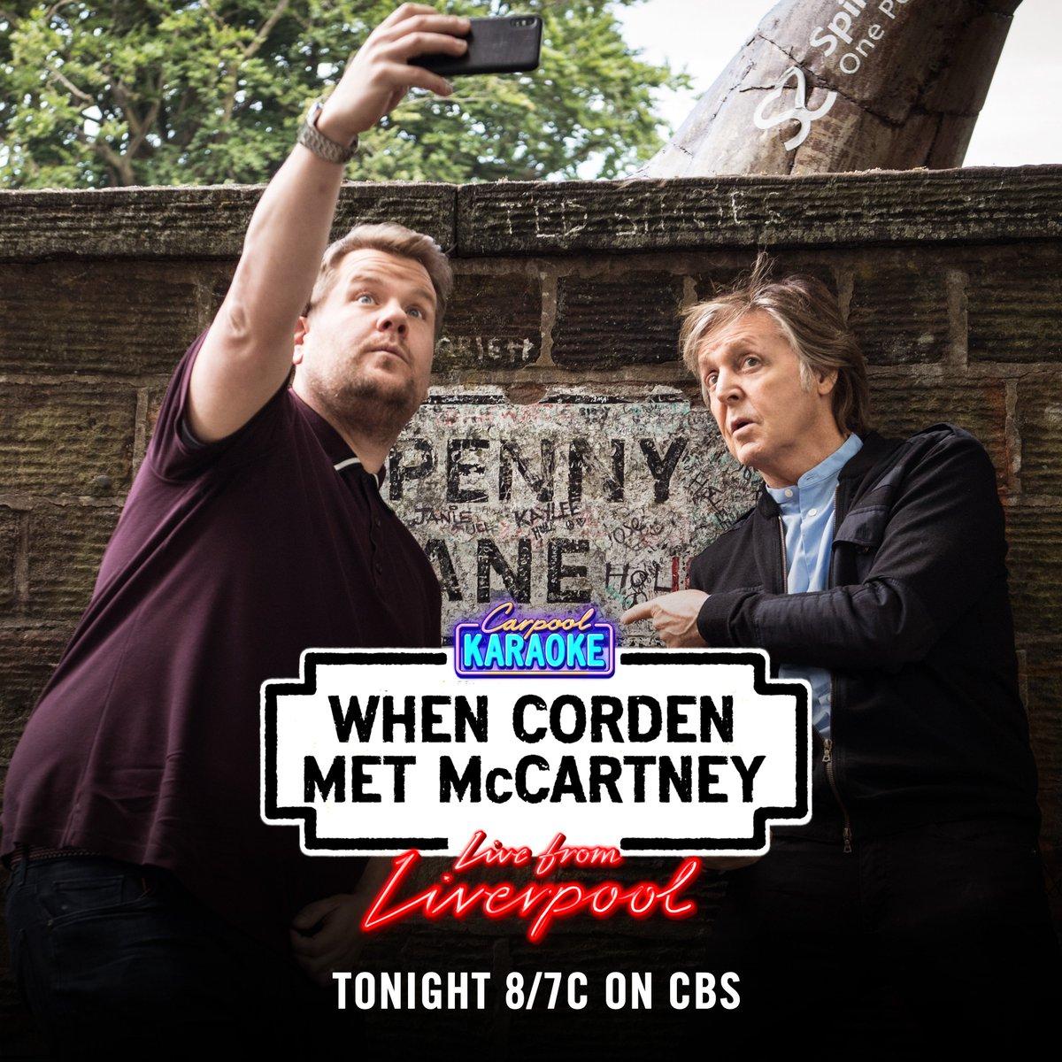 "The Beatles Polska: ""When Corden Met McCartney"" - dłuższa wersja odcinka Carpool Karaoke"