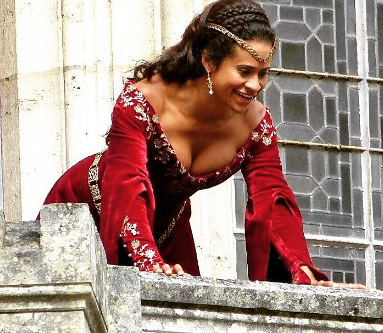 Angel Coulby In Tits Woman