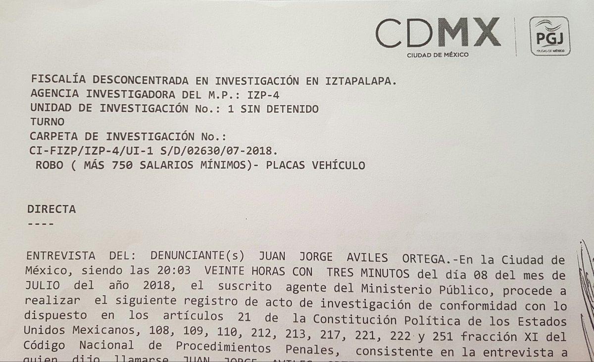 ο χρήστης Secretaría De La Contraloría General Cdmx στο