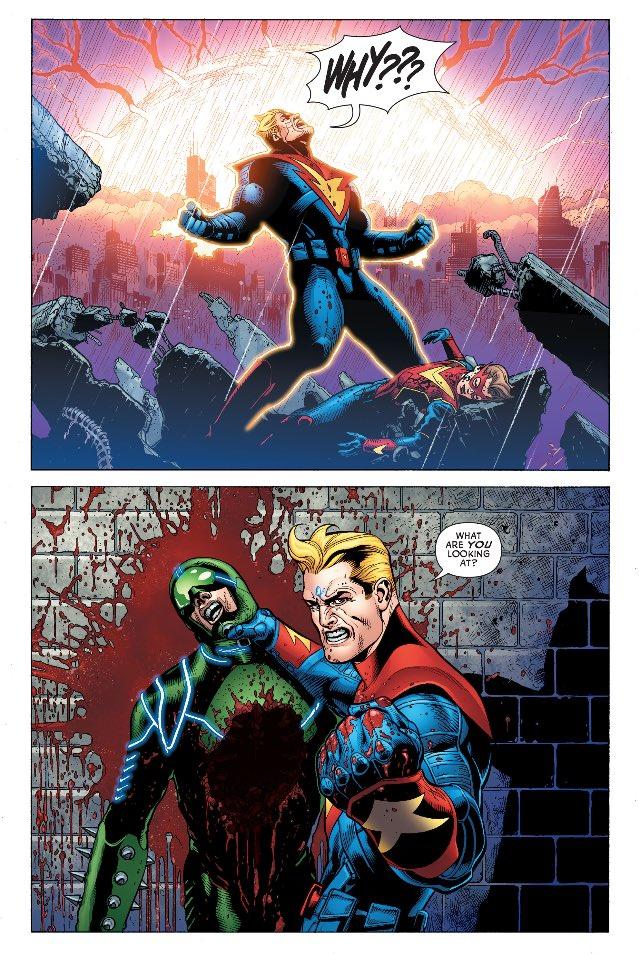 Talking Superman on Twitter: