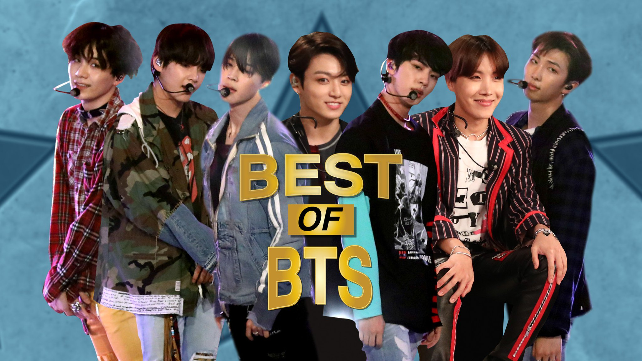 It's #BTSWeek on @ellentube. I'm kicking it off with this montage. You're welcome, #BTSArmy. @BTS_twt https://t.co/KEWdyE6zg0