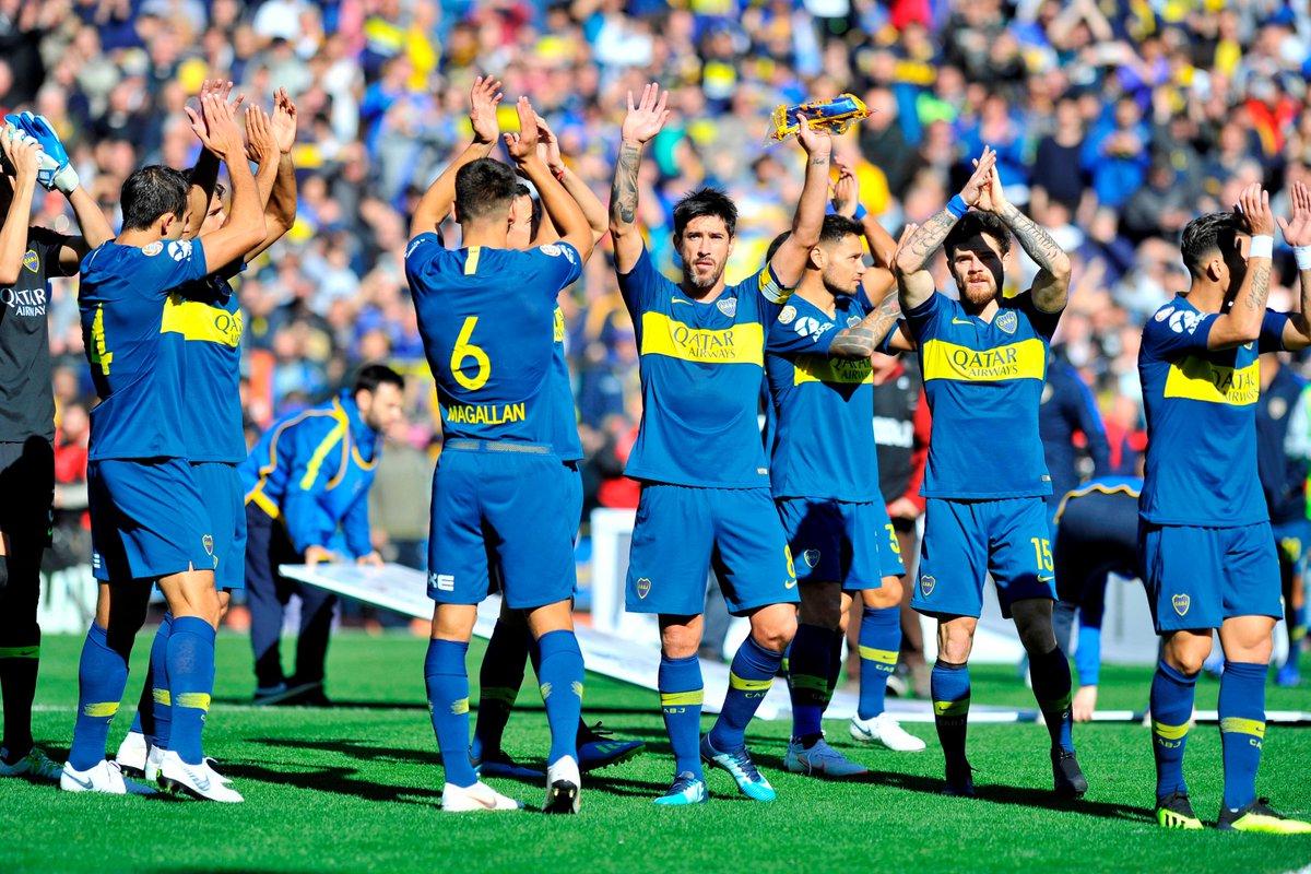 Se terminó la impresionante racha de Boca puntero: ✅46 fechas ✅617 días ✅30 victorias / 9 empates / 7 derrotas ✅2 títulos ✅Había arrancado el 11/12/2016 en un 4-2 a River en el Monumental ✅Superó el récord del equipo de Bianchi de 1998/99 de 39 fechas Inolvidable...