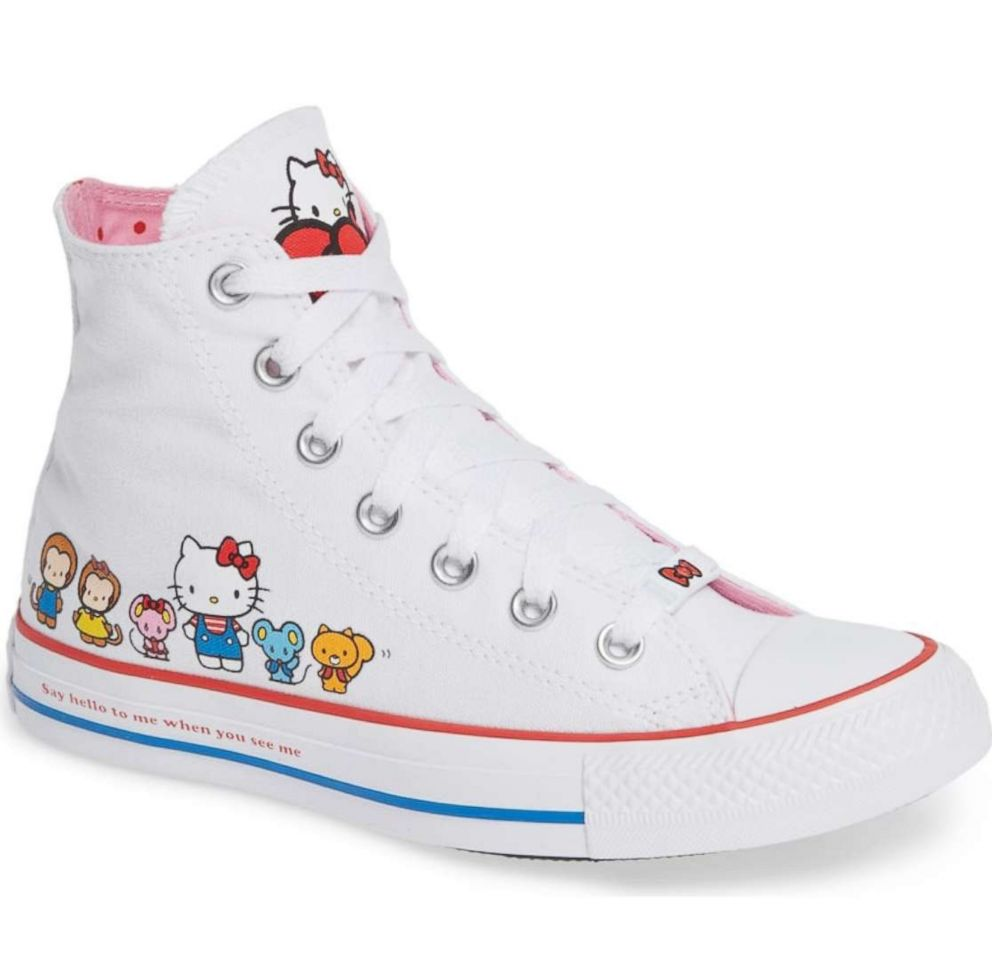 0135efe7bac978 converse released a brand new hello kitty collection and we re paw sitively  in love it
