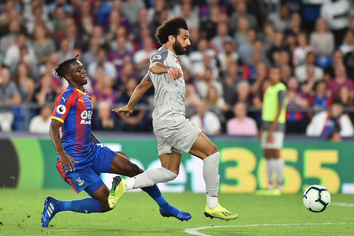 Optajoe optajoe twitter 20 aaron wan bissaka is the youngest crystal palace player to be shown a red card in the premier league 20 years 267 days dismissedpicitter gumiabroncs Image collections