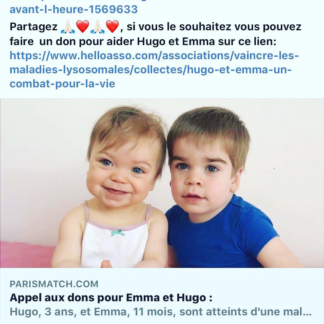#parismatch #maladiedesanphilippo #maladieslysosomales #Europe1 #lci