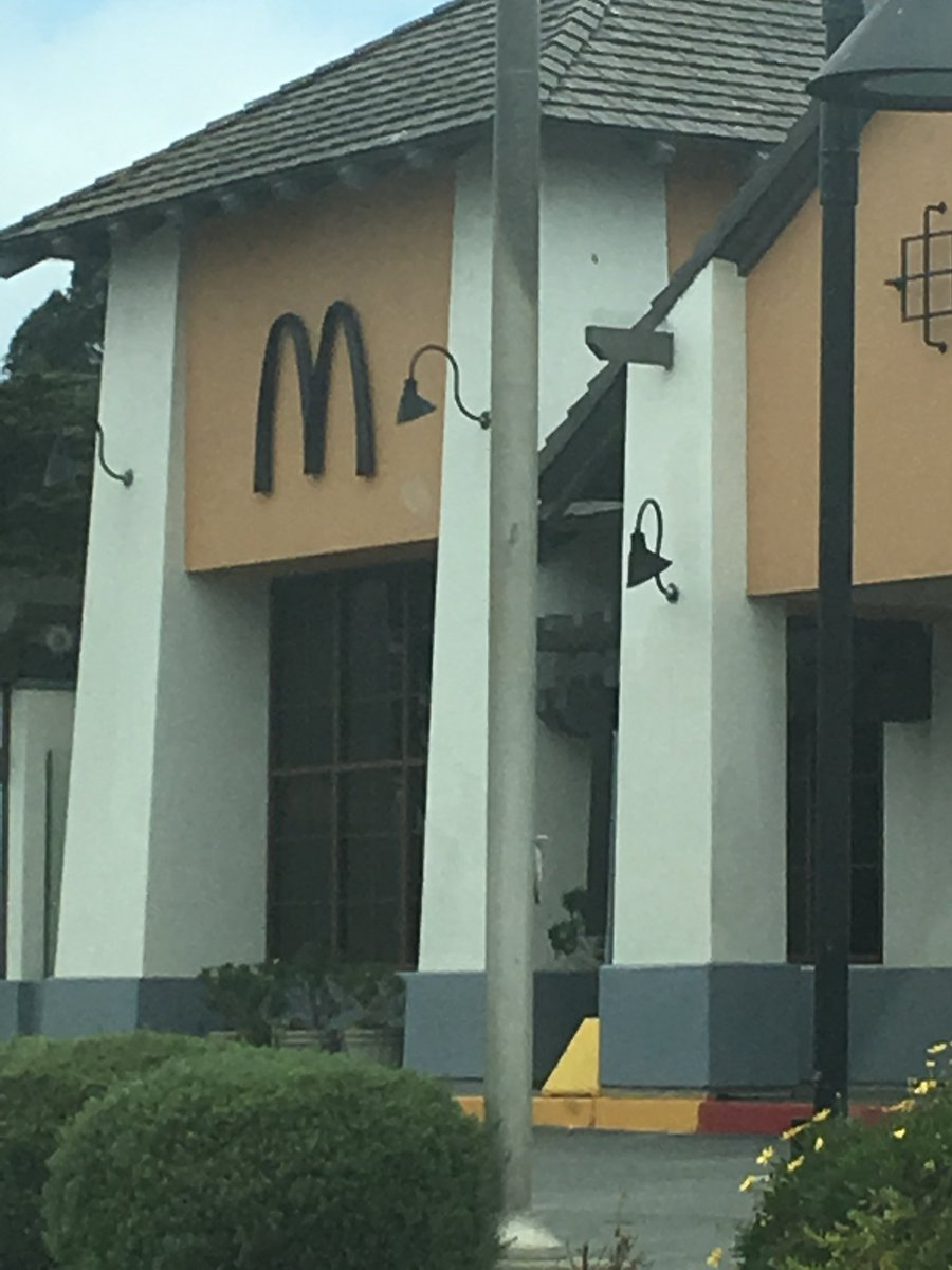 This McDonald's is more goth than you