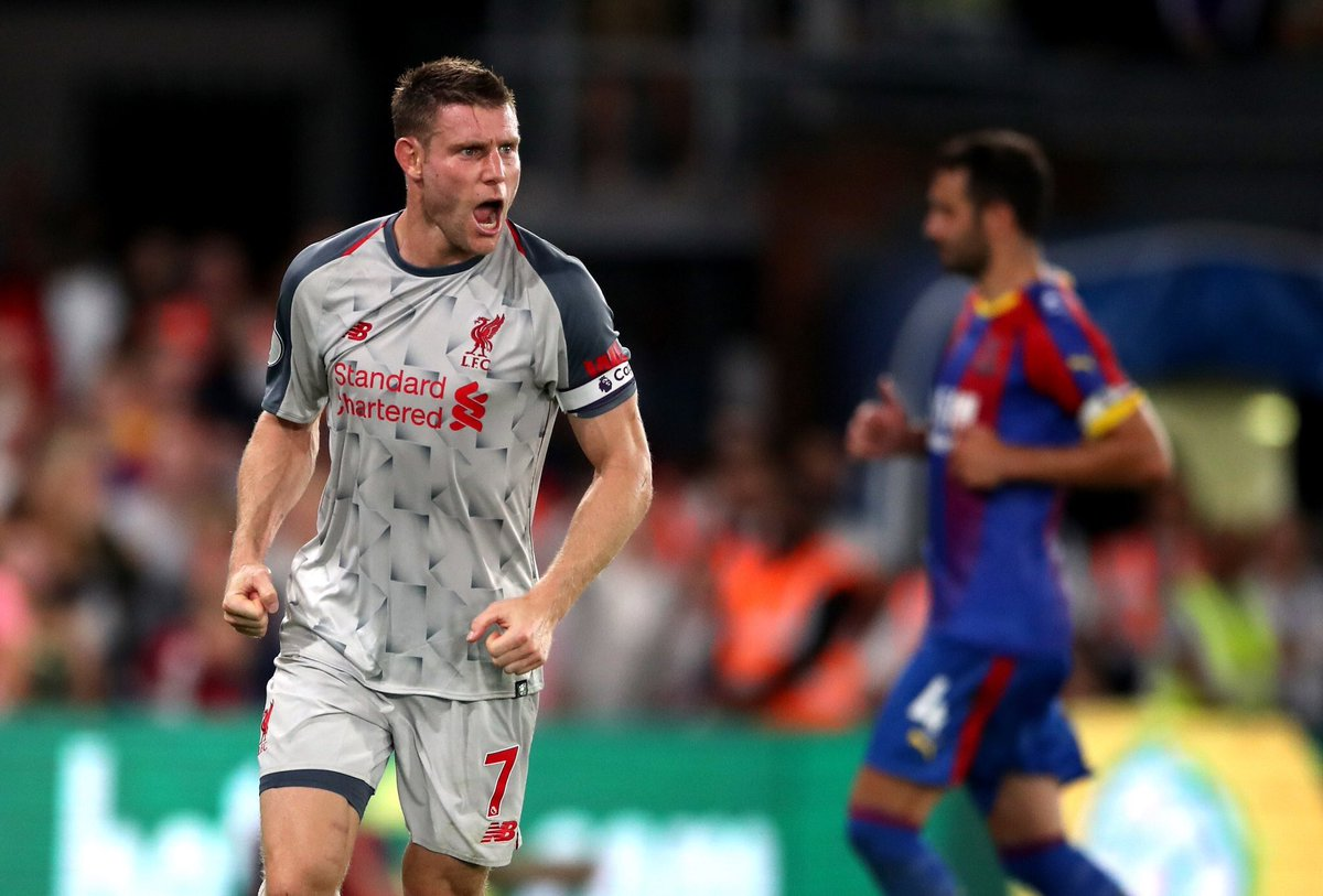 @JamesMilner has NEVER lost a @PremierLeague game in which he has scored in.   38 Wins  10 Draws  16 Years   The longest streak in the history of the competition. <br>http://pic.twitter.com/TNc5cOvSz5