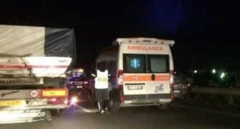 Grave incidente sulla Palermo Catania, camion sfonda il guard rail e blocca le carreggiate - https://t.co/UkuTRiWPMQ #blogsicilianotizie