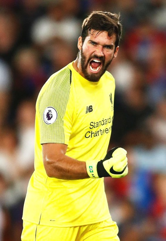 Liverpool are the only side yet to concede a goal after the two opening games in the Premier League. <br>http://pic.twitter.com/DvyjeAsqBX