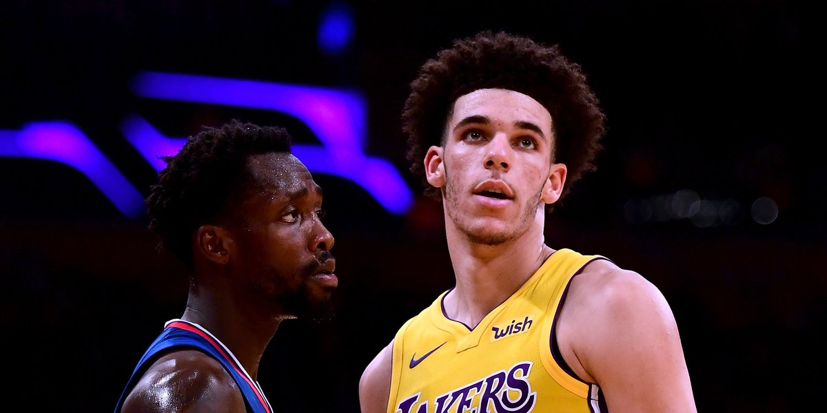 Beverley: Clippers 'are the best team in L.A. for sure'. 🤔https://t.co/VaikSIo92X