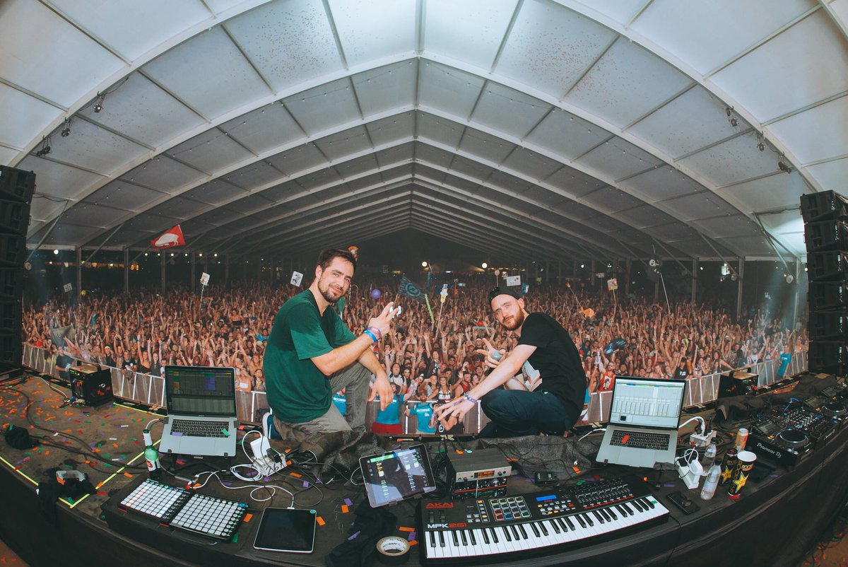 Yo! @GanjaWhiteNight makes their #SMTX debut on September 7! Who's ready for the wobbles?! 👽