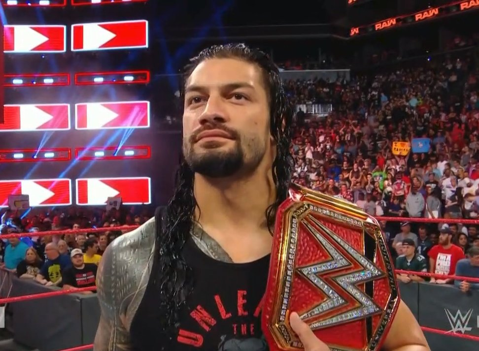 Why does roman reigns suck