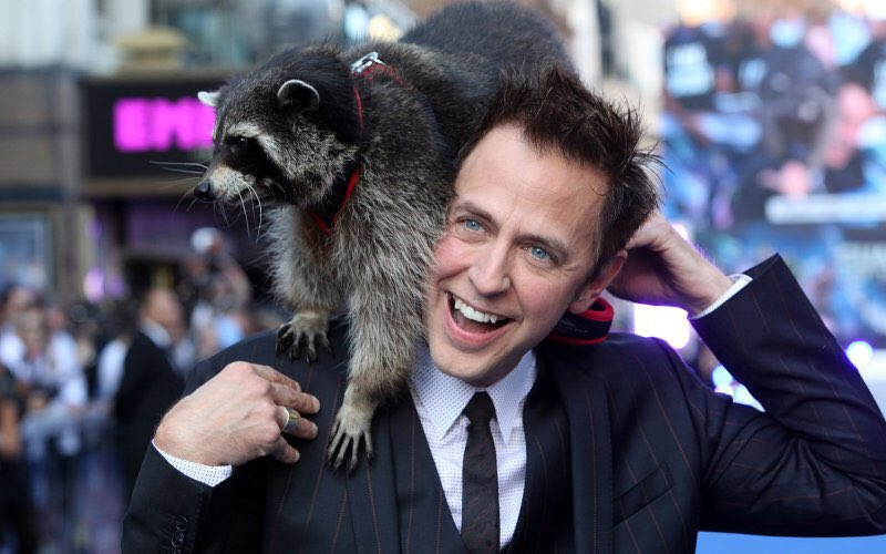 """BREAKING: James Gunn tells fans to """"move the f*ck on"""" with their lives. """"I was fired. I'm not coming back. Please don't turn this into a Snyder Cut thing."""""""