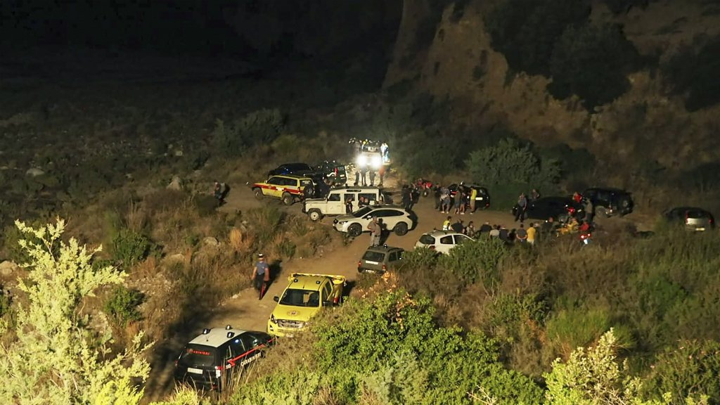 Flash flood kills hikers in Italy gorge https://t.co/wABqFIOhh3