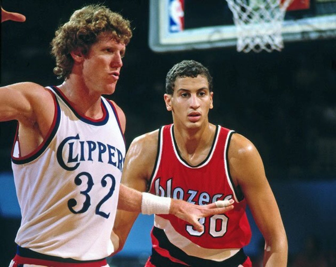 Every time Bill Walton and Sam Bowie faced off, orthopedic surgeons around America cleared their schedules.