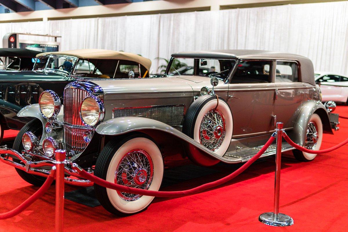 SF Auto Show SFAutoShow Twitter - Moscone car show