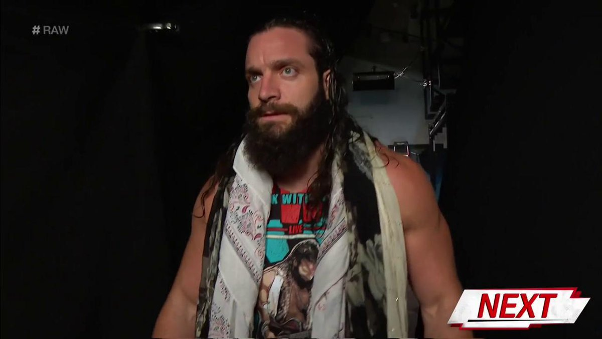 His name is @IAmEliasWWE, and he is looking to redeem himself NEXT on #RAW!