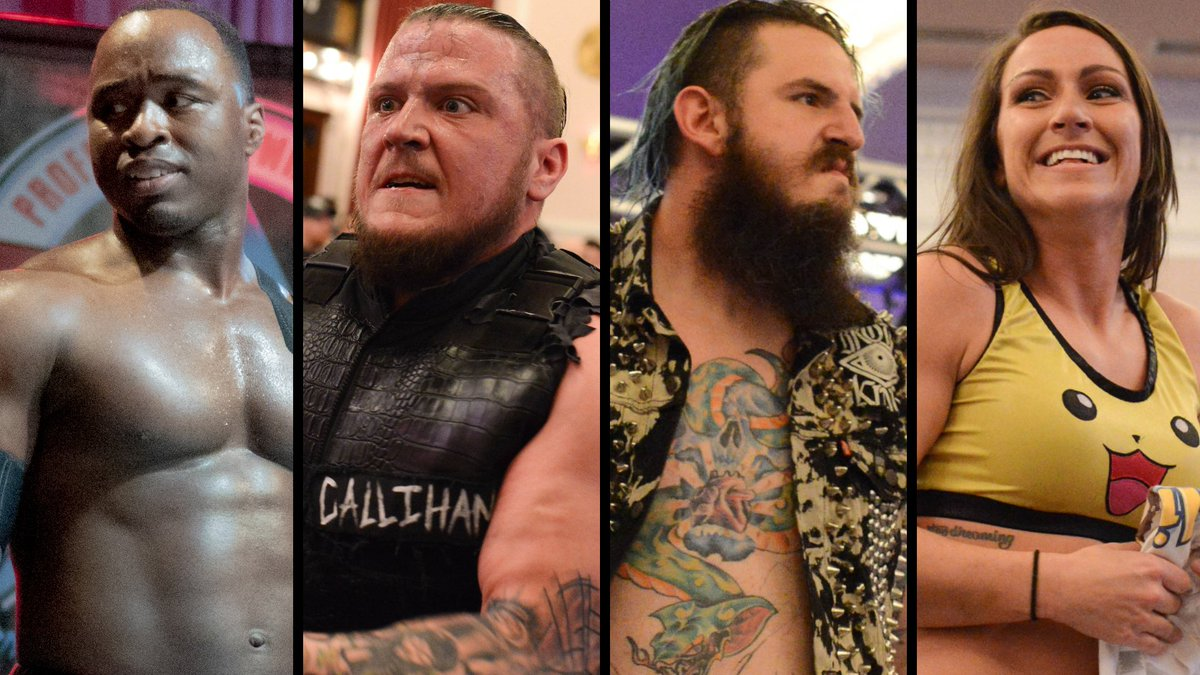 Please RT @GoGoACH @TheSamiCallihan @Brodyxking and @IamKylieRae are the first four talents signed for our debut in Austin, TX on Friday, October 12th at AFS Cinema. Tickets go on sale next Monday at aawrestling.com Help us spread the word! #AAWAustin #austintx