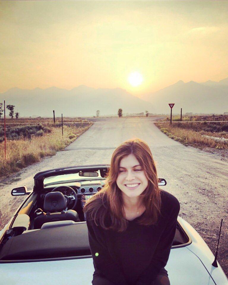 Alexandra Daddario  - You drive me twitter @AADaddario
