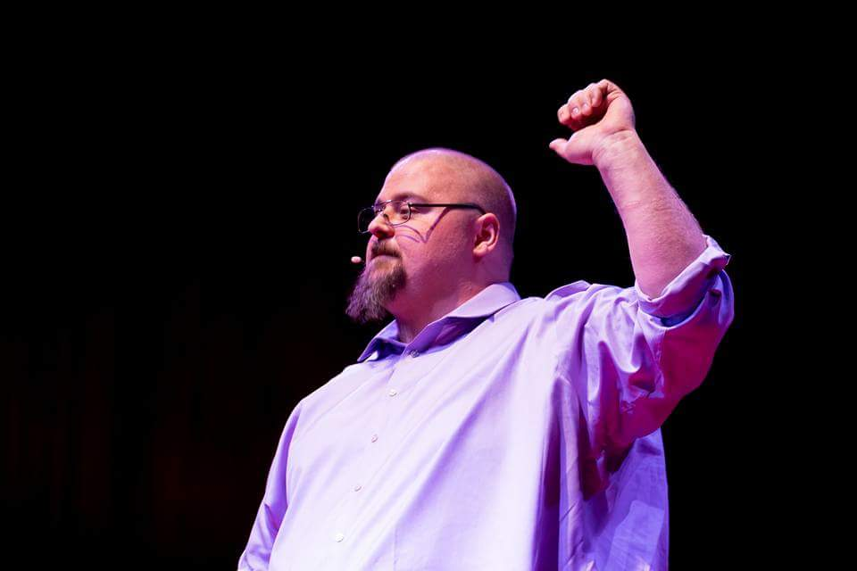 .@StarkAuthor stunned #TEDx Boulder with I Was Almost A School Shooter: via .@YouTube bit.ly/2MtSRVt Bookings: DM .@MJASpeakers #Keynote #Speakers #meetingplanners #eventplanners #Events #Conference #Moms #schoolshooting #SandyHook #SantaFe #Parkland #Columbine #Texas