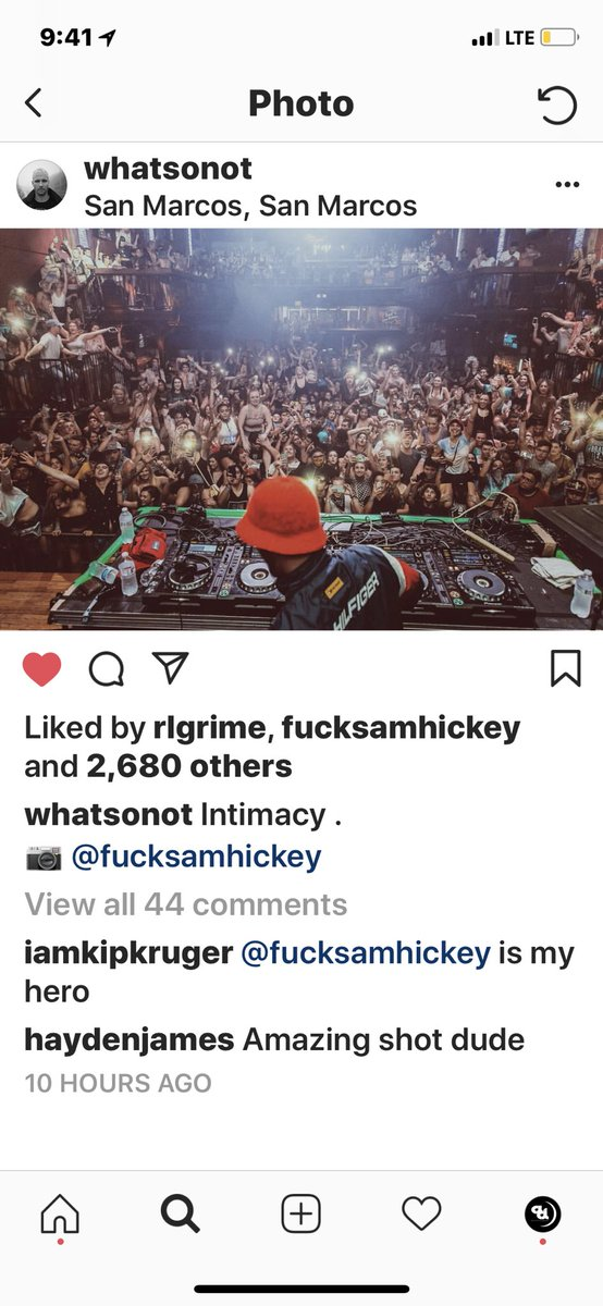 Itslit! @WhatSoNot