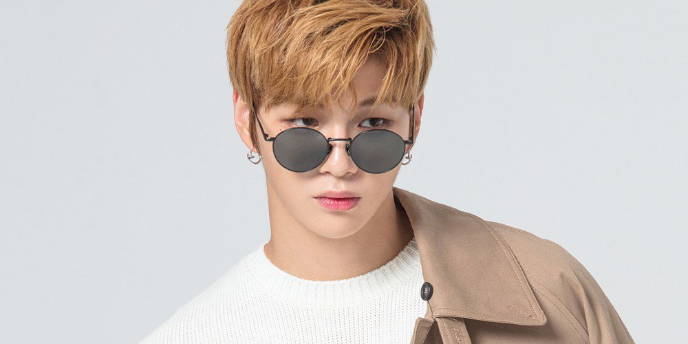Kang daniel latest news breaking headlines and top stories photos kang daniel sells out every single pair of kissing heart sunglasses he modeled https stopboris Image collections