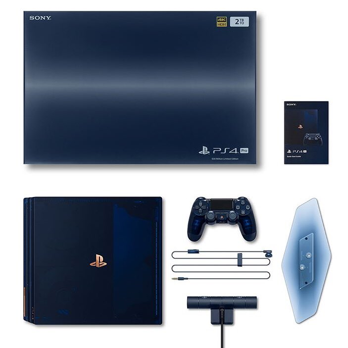 Okay, who else is drooling over this new limited edition PS4 Pro? 🤤
