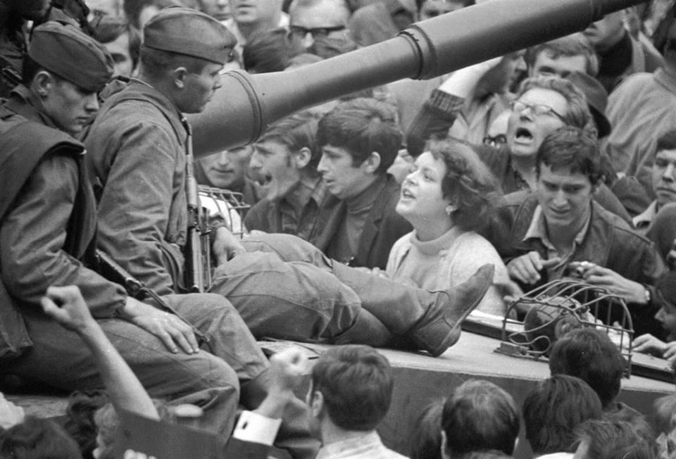 50-річчя Празької весни: в Чехії згадують введення радянських військ для придушення повстання - Цензор.НЕТ 5460