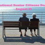 #SeniorCitizensDay Twitter Photo