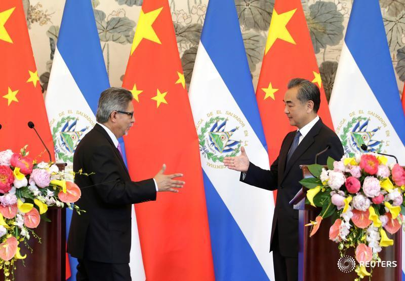 Taiwan loses El Salvador to China in fresh diplomatic setback https://t.co/TGTwCrnInr by @PhilipWen11 @jessmacyyu https://t.co/popbGIGBjh