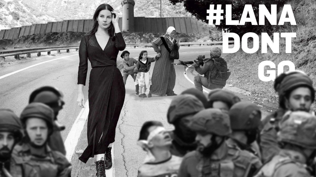 Thoughtful. @rafaelshimunov on @LanaDelReys justification 4 scheduling a concert in Israel this Sept: There aren't two sides to human rights. Crossing the Palestinian picket line IS a political decision, and it actively hurts Palestinians bit.ly/2LfyPwG #LanaDontGo