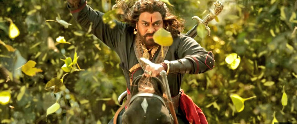Actors will come nd go... But Megastar will always remain Megastar... Became your Fan aftr watching INDRA the TIGER, God Bless you #Chiranjeevi Sir.. #MegaStarChiranjeevi #SyeRaaNarasimhaReddy