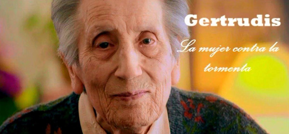 #Efeméride La bioquímica Gertrudis de la Fuente Sánchez (1921-2017) nació un 21 de agosto. Dra en farmacia y profesora de investigación del @CSIC, fue una pionera española en bioquímica, especializada en enzimología. mujeresconciencia.com/2017/08/21/ger…