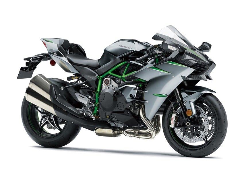 速いぜ  どひぇぇ300キロ超えなど軽々 カワサキのモンスターバイク「Ninja H2/H2R」に2019年新型モデル https://t.co/Szw4kasV8U @itm_nlab