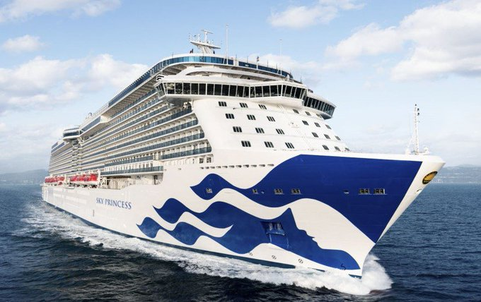 Princess Cruises gaat twee LNG-cruiseschepen bouwen https://t.co/XRBNLmn2Tc https://t.co/fUVIsKiaGk