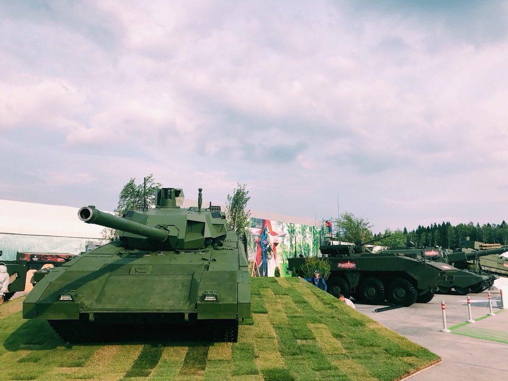 """منتدى """"الجيش-2018 : Army-2018 في روسيا  DlGx927WsAEOy2J"""
