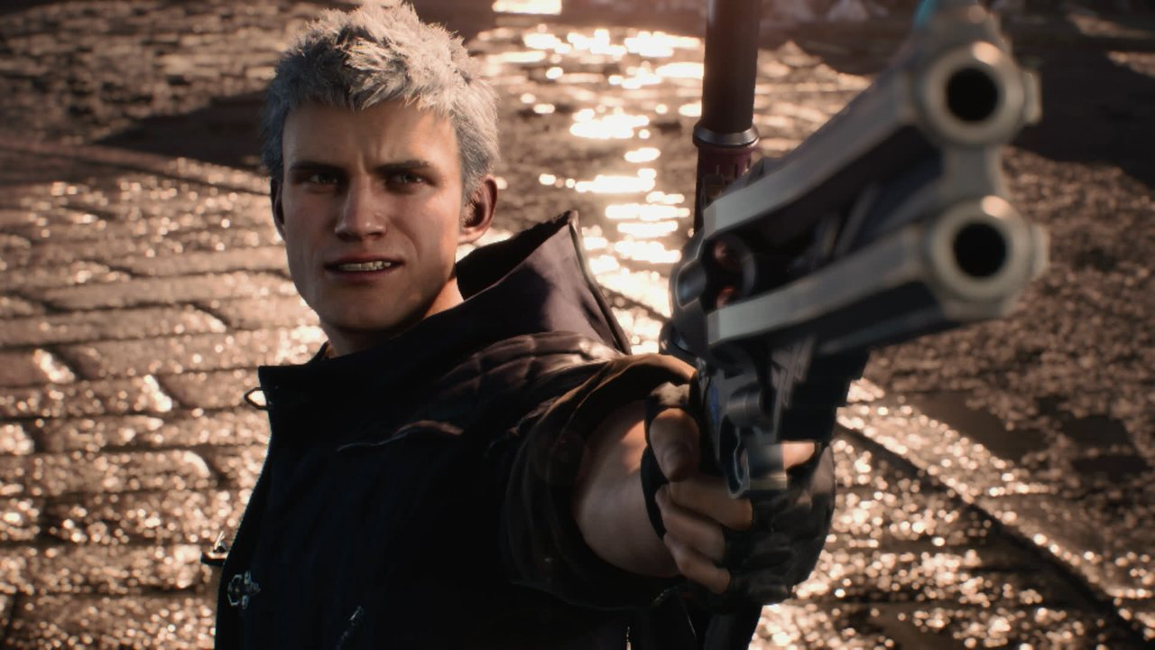 We've got 15 minutes of Devil May Cry 5 gameplay for your eye holes.  https://t.co/dJZnVHgERh https://t.co/vg4lPSwiP5
