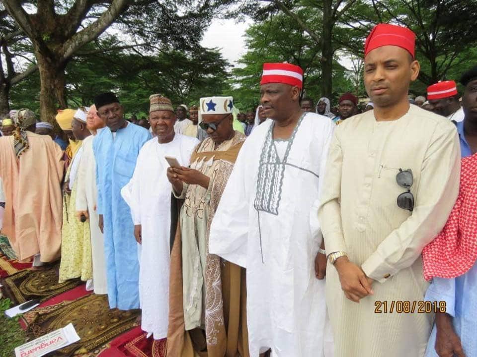 "Rabiu Musa Kwankwaso on Twitter: ""I prayed with the good people of Benin  for the Eid Mubarak celebrations where I was joined by thousands of # Kwankwasiyya supporters.… https://t.co/86MkOralwZ"""