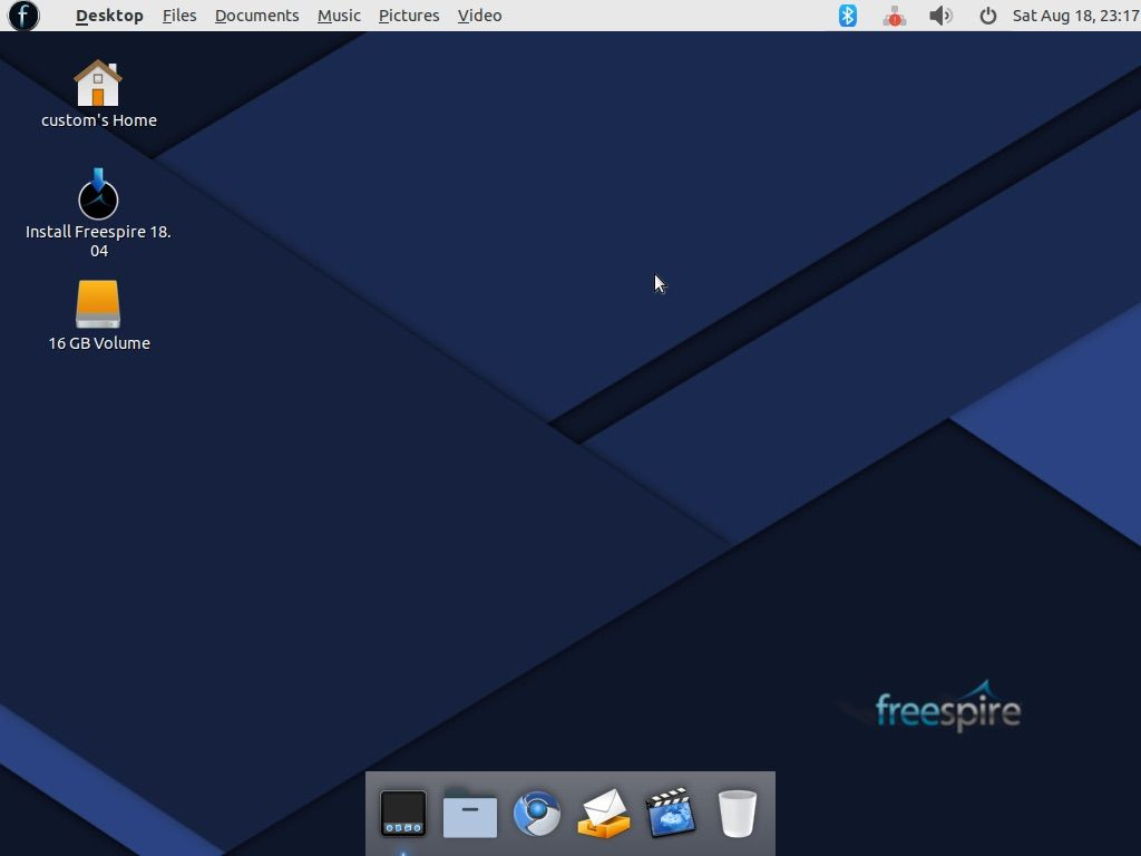 Freespire: freespire 4. 0 released.