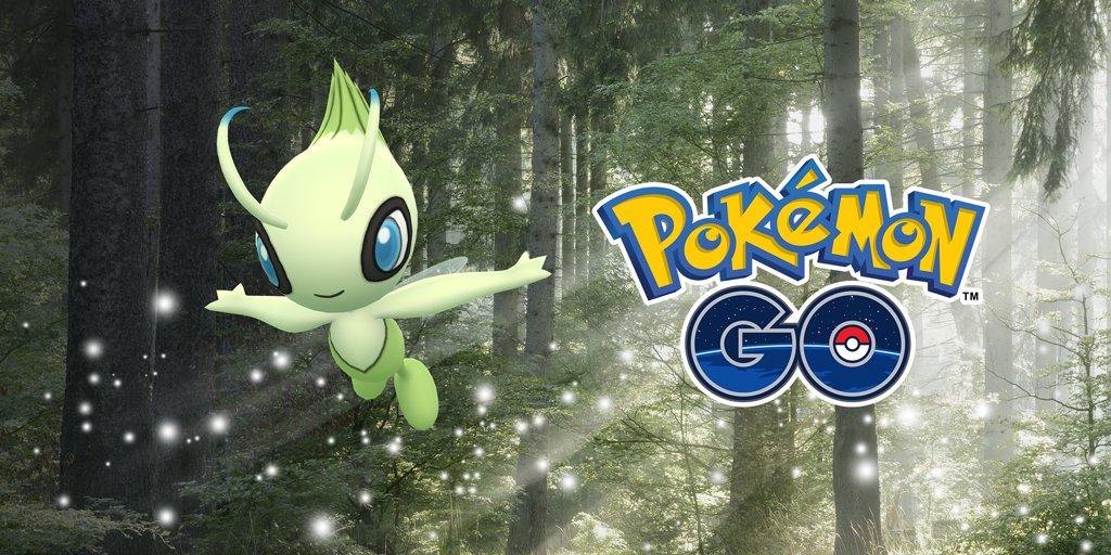 Serebii Update: More of the tasks to get Celebi in Pokémon GO have been found. Details being added @ serebii.net