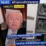 #FrancoEsVerano Twitter Photo