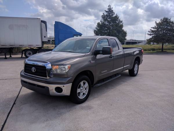 2007 toyota tundra owner Manual