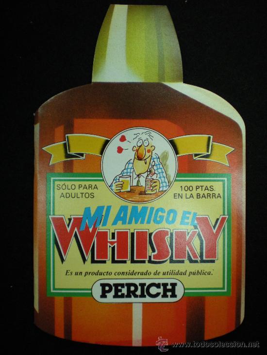 Precios: el whisky costará el doble, que es más o menos lo que ya costaba.