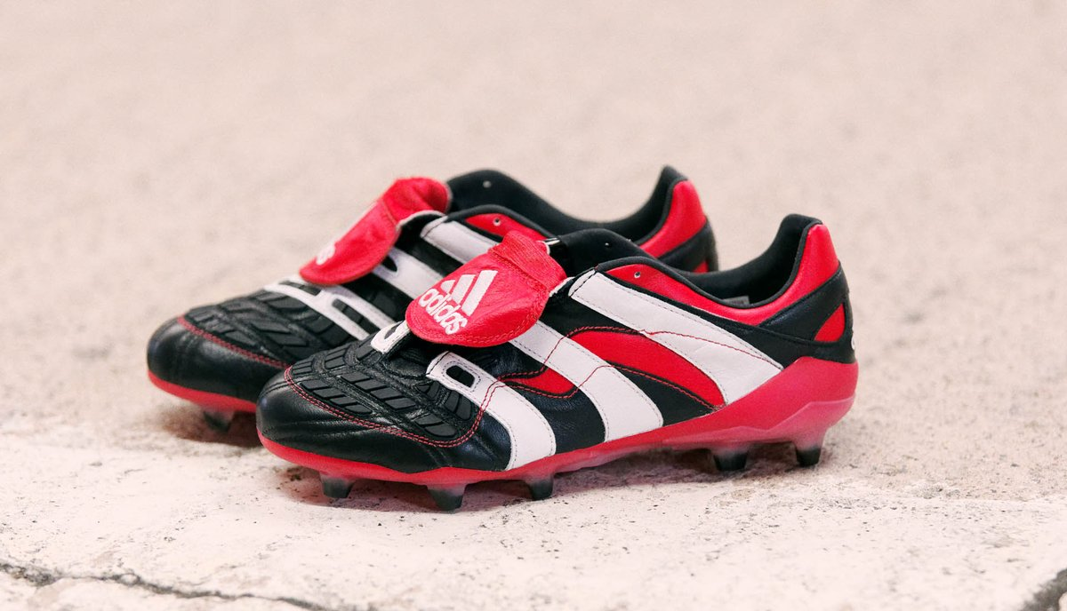 8c929cde8d1  adidasfootball reissue the limited edition Predator Accelerator in the OG