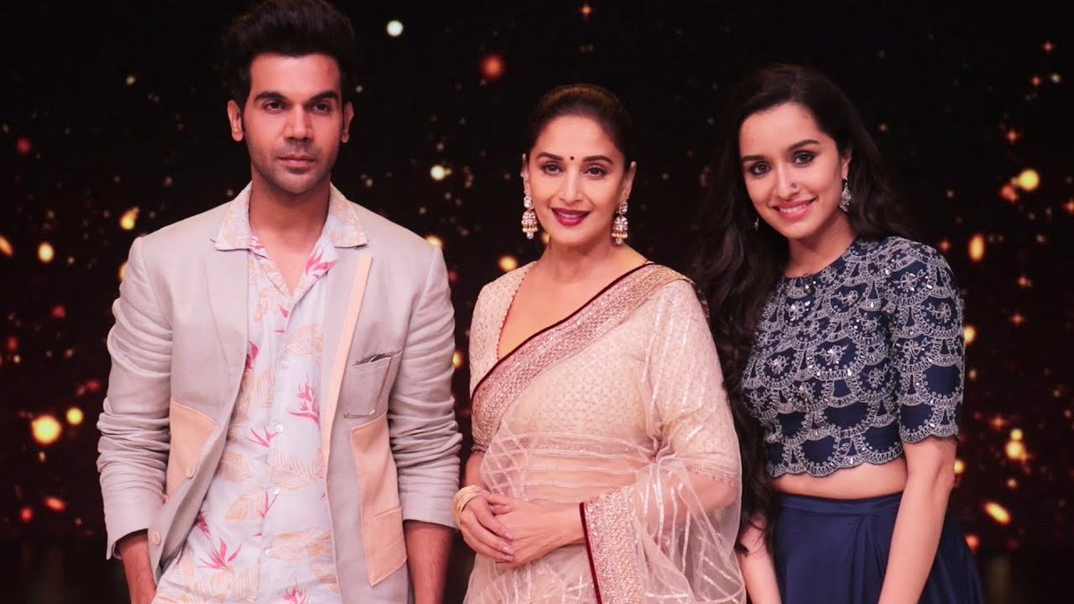 Image result for latest images of shraddha kapoor for stree promotions