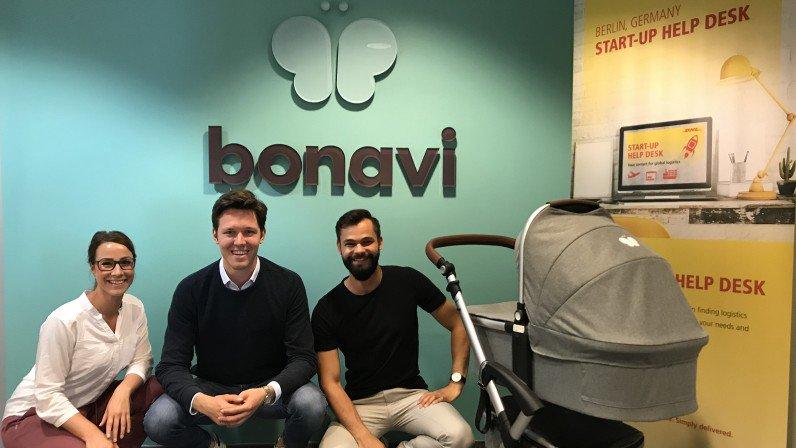 #DHL Start-up Helpdesk unterstützt die Kinderwagenmarke Bonavi bei der Expansion. https://t.co/1PldXAoU6I