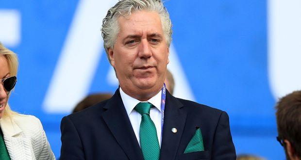 John Delaney is set to sign a contract extension to remain CEO of the FAI through to the 2026 World Cup. #GreatestLeagueInTheWorld #LeagueOfIreland #LOI #FAI