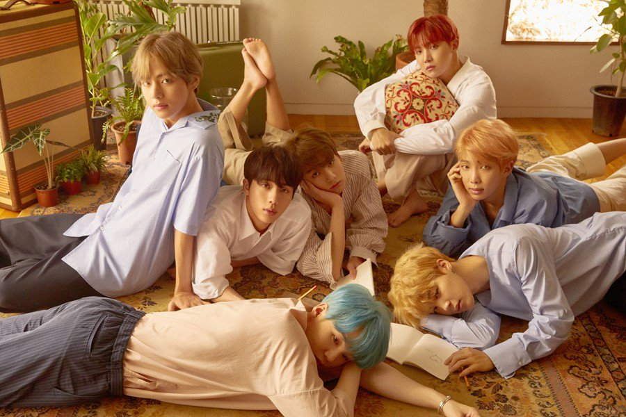 K-pop group @BTS_twt have had a #1 album in the US and some of the best choreography in the game, so why weren't they nominated at the #VMAs?  https://t.co/drragAoHan