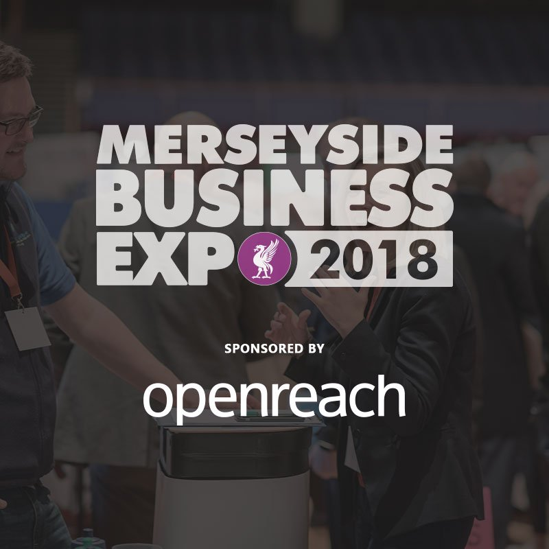We are very pleased to announce that @WeAreOpenreach are the official headline sponsors of this years @MerseysideExpo for more information on exhibiting or to register for a free delegate pass, visit  https:// shoutexpo.com  &nbsp;   #MBEXPO2018<br>http://pic.twitter.com/82Iz2nf0cH