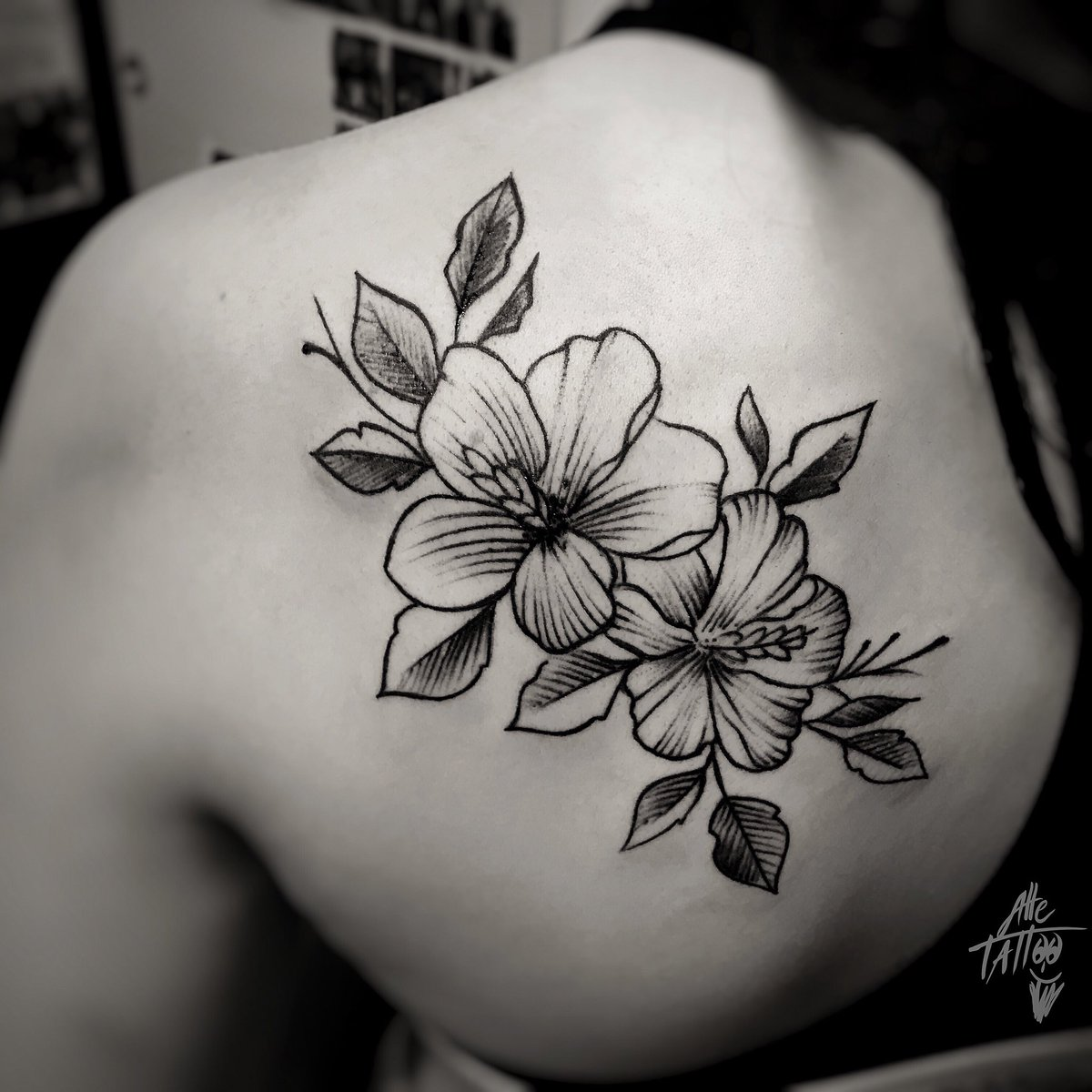 Fiori Tattoo.Toons Mag On Twitter Like It We Would Like To Invite You To